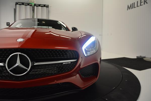 Used 2016 Mercedes Benz AMG GT S S for sale Sold at Rolls-Royce Motor Cars Greenwich in Greenwich CT 06830 13