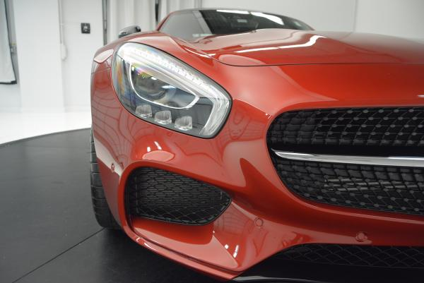 Used 2016 Mercedes Benz AMG GT S S for sale Sold at Rolls-Royce Motor Cars Greenwich in Greenwich CT 06830 14