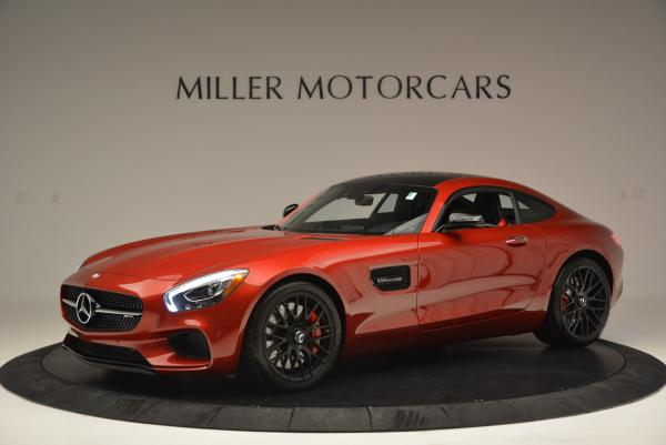 Used 2016 Mercedes Benz AMG GT S S for sale Sold at Rolls-Royce Motor Cars Greenwich in Greenwich CT 06830 2