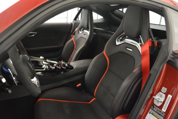Used 2016 Mercedes Benz AMG GT S S for sale Sold at Rolls-Royce Motor Cars Greenwich in Greenwich CT 06830 21