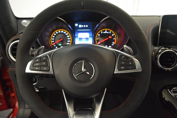 Used 2016 Mercedes Benz AMG GT S S for sale Sold at Rolls-Royce Motor Cars Greenwich in Greenwich CT 06830 22