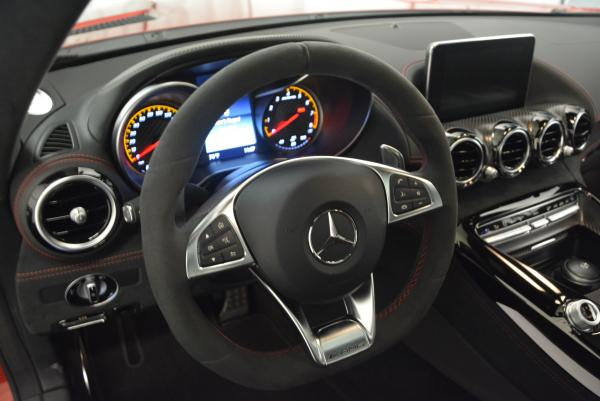 Used 2016 Mercedes Benz AMG GT S S for sale Sold at Rolls-Royce Motor Cars Greenwich in Greenwich CT 06830 23
