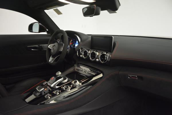 Used 2016 Mercedes Benz AMG GT S S for sale Sold at Rolls-Royce Motor Cars Greenwich in Greenwich CT 06830 25