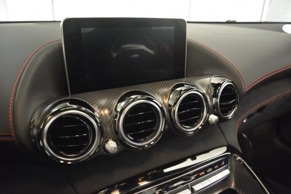 Used 2016 Mercedes Benz AMG GT S S for sale Sold at Rolls-Royce Motor Cars Greenwich in Greenwich CT 06830 26