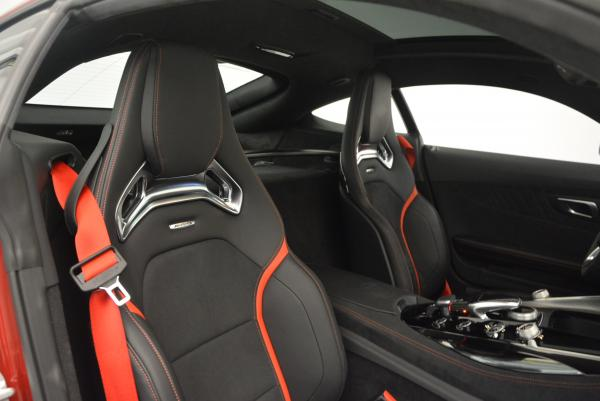 Used 2016 Mercedes Benz AMG GT S S for sale Sold at Rolls-Royce Motor Cars Greenwich in Greenwich CT 06830 28