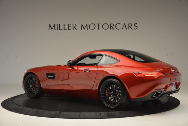 Used 2016 Mercedes Benz AMG GT S S for sale Sold at Rolls-Royce Motor Cars Greenwich in Greenwich CT 06830 4