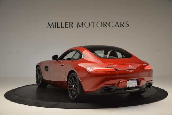 Used 2016 Mercedes Benz AMG GT S S for sale Sold at Rolls-Royce Motor Cars Greenwich in Greenwich CT 06830 5