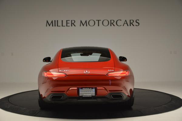Used 2016 Mercedes Benz AMG GT S S for sale Sold at Rolls-Royce Motor Cars Greenwich in Greenwich CT 06830 6