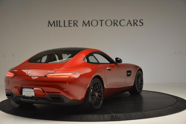 Used 2016 Mercedes Benz AMG GT S S for sale Sold at Rolls-Royce Motor Cars Greenwich in Greenwich CT 06830 7