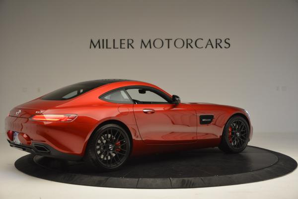Used 2016 Mercedes Benz AMG GT S S for sale Sold at Rolls-Royce Motor Cars Greenwich in Greenwich CT 06830 8