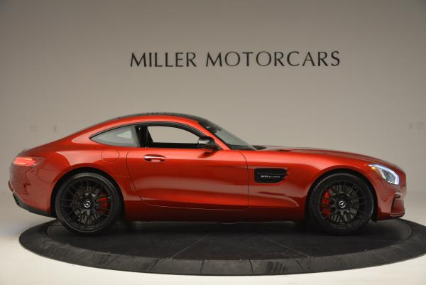 Used 2016 Mercedes Benz AMG GT S S for sale Sold at Rolls-Royce Motor Cars Greenwich in Greenwich CT 06830 9