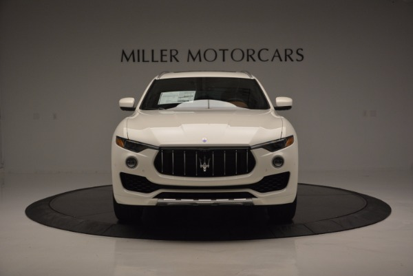 New 2017 Maserati Levante S Q4 for sale Sold at Rolls-Royce Motor Cars Greenwich in Greenwich CT 06830 12
