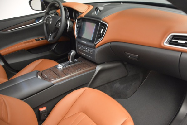 Used 2017 Maserati Ghibli S Q4 Ex-Loaner for sale Sold at Rolls-Royce Motor Cars Greenwich in Greenwich CT 06830 14
