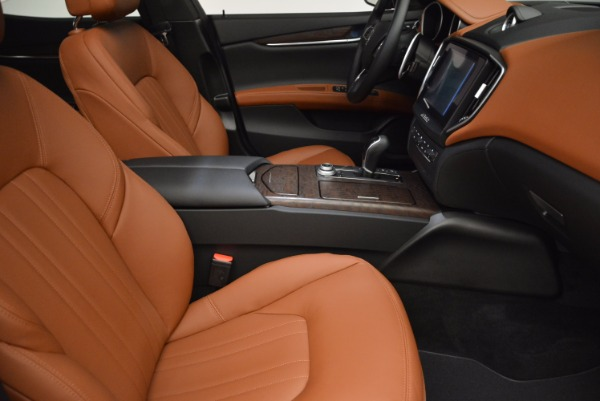 Used 2017 Maserati Ghibli S Q4 Ex-Loaner for sale Sold at Rolls-Royce Motor Cars Greenwich in Greenwich CT 06830 15