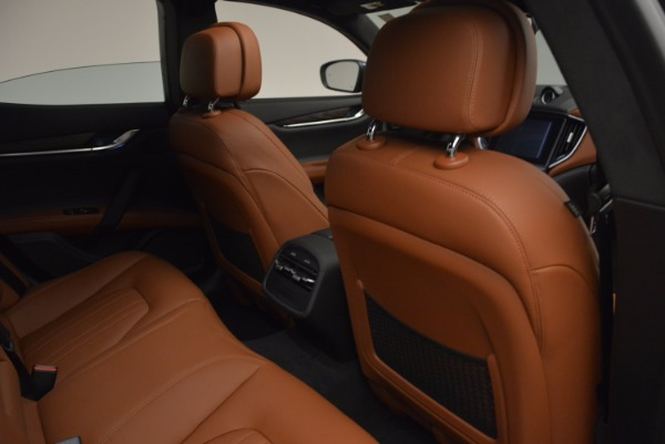 Used 2017 Maserati Ghibli S Q4 Ex-Loaner for sale Sold at Rolls-Royce Motor Cars Greenwich in Greenwich CT 06830 17