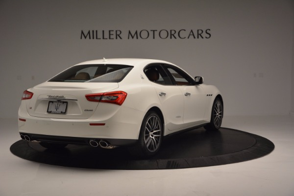 Used 2017 Maserati Ghibli S Q4 Ex-Loaner for sale Sold at Rolls-Royce Motor Cars Greenwich in Greenwich CT 06830 7