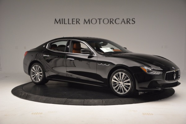 Used 2017 Maserati Ghibli SQ4 S Q4 Ex-Loaner for sale Sold at Rolls-Royce Motor Cars Greenwich in Greenwich CT 06830 10