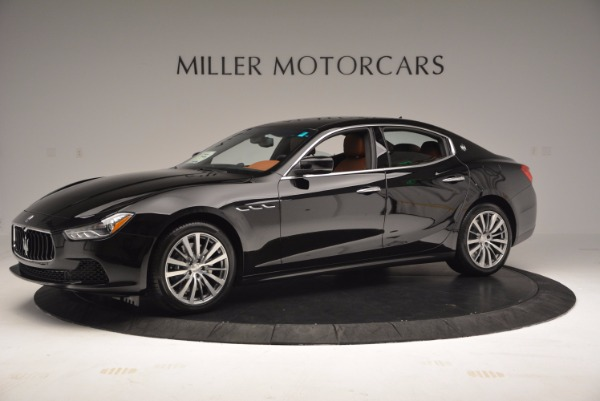 Used 2017 Maserati Ghibli SQ4 S Q4 Ex-Loaner for sale Sold at Rolls-Royce Motor Cars Greenwich in Greenwich CT 06830 2