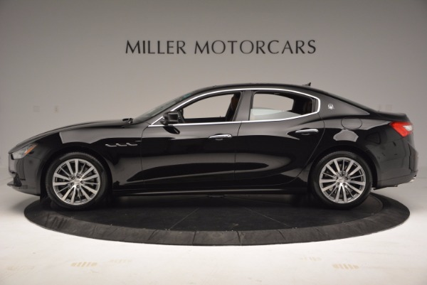 Used 2017 Maserati Ghibli SQ4 S Q4 Ex-Loaner for sale Sold at Rolls-Royce Motor Cars Greenwich in Greenwich CT 06830 3