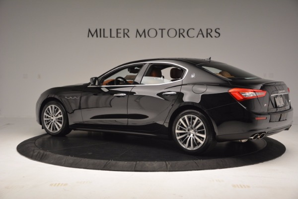 Used 2017 Maserati Ghibli SQ4 S Q4 Ex-Loaner for sale Sold at Rolls-Royce Motor Cars Greenwich in Greenwich CT 06830 4