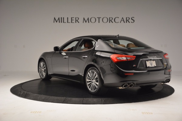 Used 2017 Maserati Ghibli SQ4 S Q4 Ex-Loaner for sale Sold at Rolls-Royce Motor Cars Greenwich in Greenwich CT 06830 5