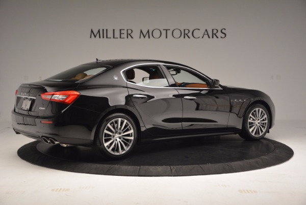 Used 2017 Maserati Ghibli SQ4 S Q4 Ex-Loaner for sale Sold at Rolls-Royce Motor Cars Greenwich in Greenwich CT 06830 8