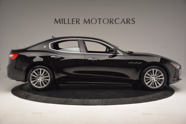 Used 2017 Maserati Ghibli SQ4 S Q4 Ex-Loaner for sale Sold at Rolls-Royce Motor Cars Greenwich in Greenwich CT 06830 9