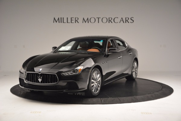 Used 2017 Maserati Ghibli SQ4 S Q4 Ex-Loaner for sale Sold at Rolls-Royce Motor Cars Greenwich in Greenwich CT 06830 1