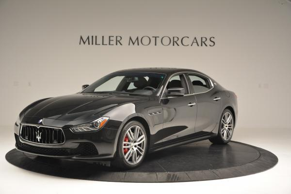 Used 2015 Maserati Ghibli S Q4 for sale Sold at Rolls-Royce Motor Cars Greenwich in Greenwich CT 06830 25