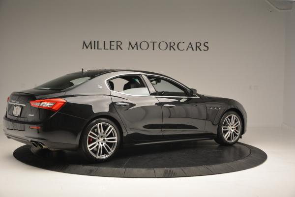 Used 2015 Maserati Ghibli S Q4 for sale Sold at Rolls-Royce Motor Cars Greenwich in Greenwich CT 06830 7