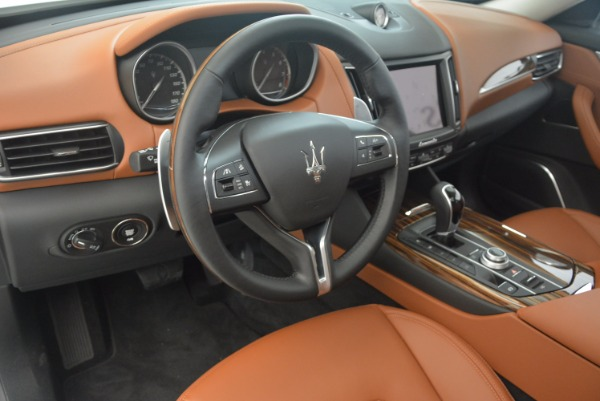 New 2017 Maserati Levante S for sale Sold at Rolls-Royce Motor Cars Greenwich in Greenwich CT 06830 13