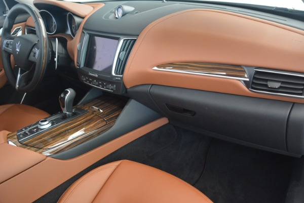 New 2017 Maserati Levante S for sale Sold at Rolls-Royce Motor Cars Greenwich in Greenwich CT 06830 20