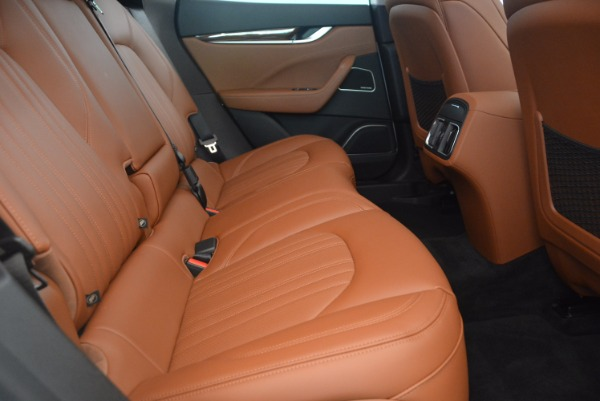 New 2017 Maserati Levante S for sale Sold at Rolls-Royce Motor Cars Greenwich in Greenwich CT 06830 24