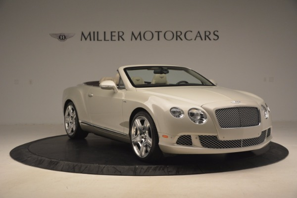 Used 2013 Bentley Continental GT for sale Sold at Rolls-Royce Motor Cars Greenwich in Greenwich CT 06830 11