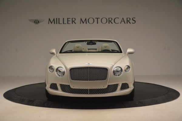 Used 2013 Bentley Continental GT for sale Sold at Rolls-Royce Motor Cars Greenwich in Greenwich CT 06830 12