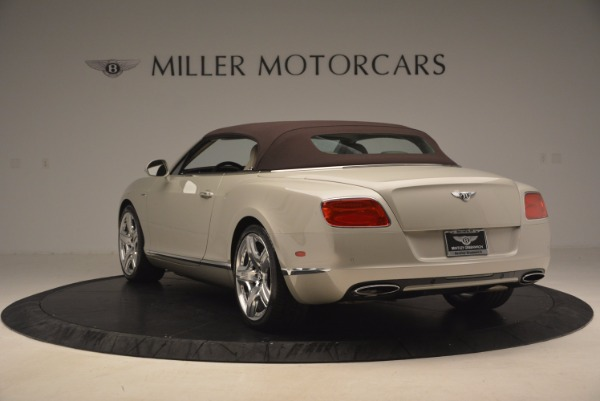 Used 2013 Bentley Continental GT for sale Sold at Rolls-Royce Motor Cars Greenwich in Greenwich CT 06830 17