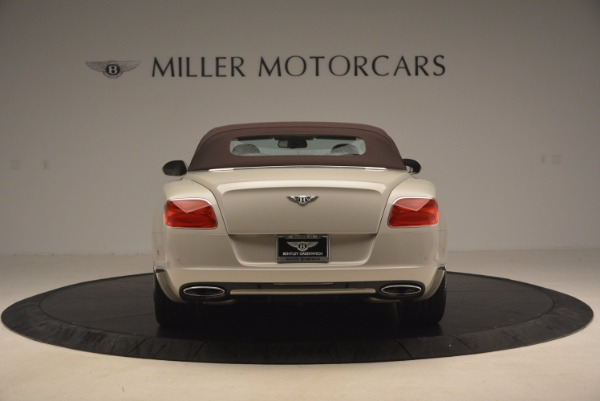 Used 2013 Bentley Continental GT for sale Sold at Rolls-Royce Motor Cars Greenwich in Greenwich CT 06830 18