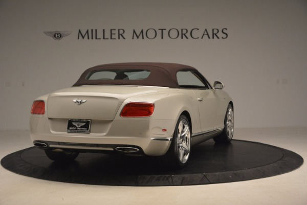 Used 2013 Bentley Continental GT for sale Sold at Rolls-Royce Motor Cars Greenwich in Greenwich CT 06830 19