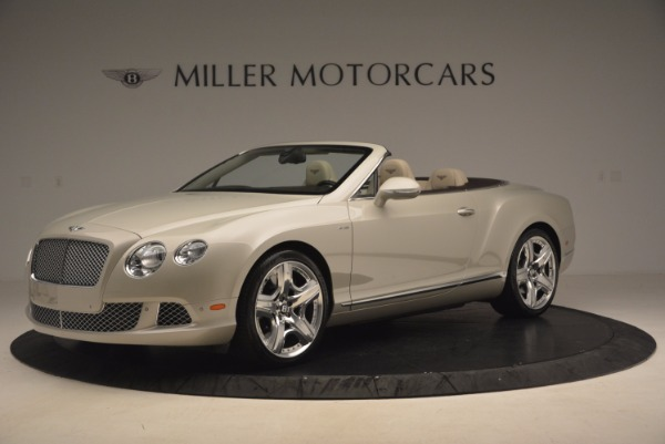 Used 2013 Bentley Continental GT for sale Sold at Rolls-Royce Motor Cars Greenwich in Greenwich CT 06830 2