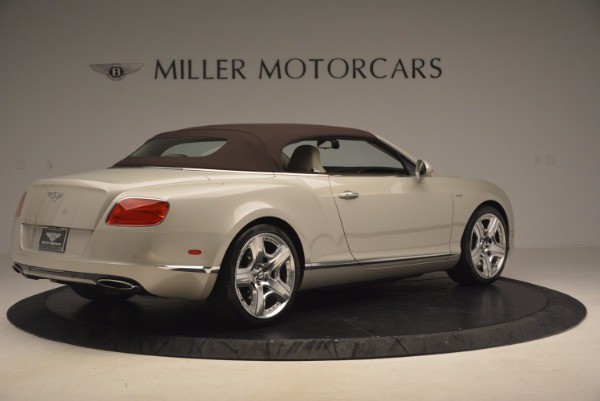 Used 2013 Bentley Continental GT for sale Sold at Rolls-Royce Motor Cars Greenwich in Greenwich CT 06830 20