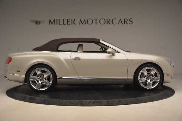 Used 2013 Bentley Continental GT for sale Sold at Rolls-Royce Motor Cars Greenwich in Greenwich CT 06830 21
