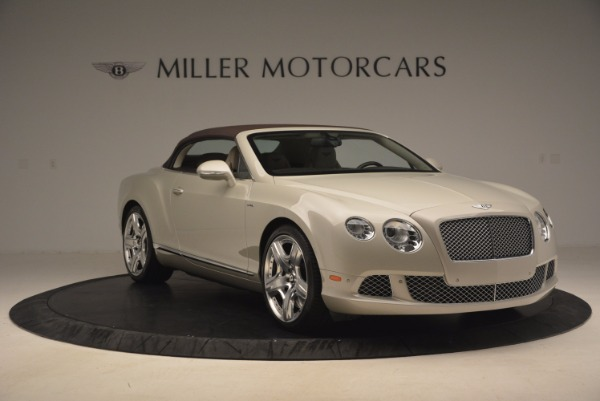 Used 2013 Bentley Continental GT for sale Sold at Rolls-Royce Motor Cars Greenwich in Greenwich CT 06830 23
