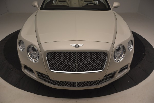 Used 2013 Bentley Continental GT for sale Sold at Rolls-Royce Motor Cars Greenwich in Greenwich CT 06830 25