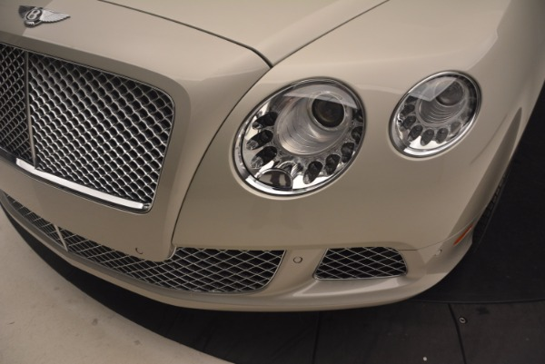 Used 2013 Bentley Continental GT for sale Sold at Rolls-Royce Motor Cars Greenwich in Greenwich CT 06830 26