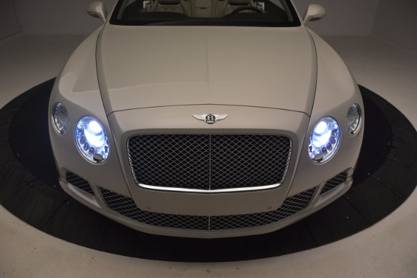 Used 2013 Bentley Continental GT for sale Sold at Rolls-Royce Motor Cars Greenwich in Greenwich CT 06830 27
