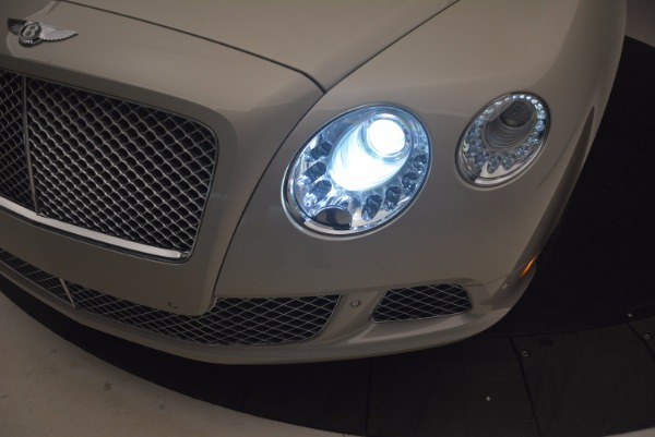 Used 2013 Bentley Continental GT for sale Sold at Rolls-Royce Motor Cars Greenwich in Greenwich CT 06830 28