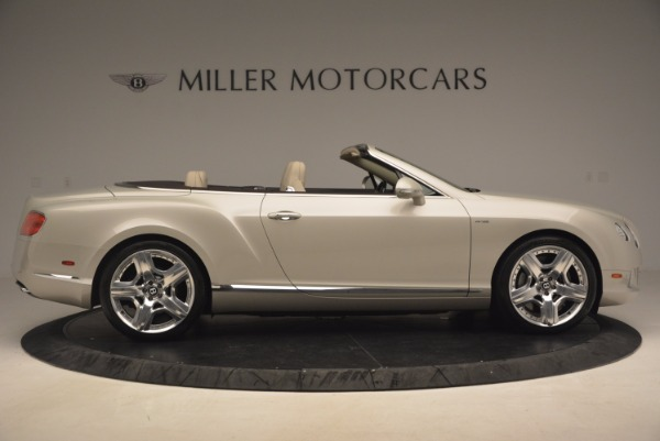 Used 2013 Bentley Continental GT for sale Sold at Rolls-Royce Motor Cars Greenwich in Greenwich CT 06830 9