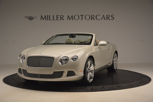 Used 2013 Bentley Continental GT for sale Sold at Rolls-Royce Motor Cars Greenwich in Greenwich CT 06830 1