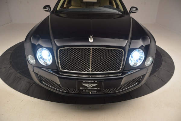 Used 2016 Bentley Mulsanne for sale Sold at Rolls-Royce Motor Cars Greenwich in Greenwich CT 06830 16