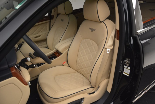 Used 2016 Bentley Mulsanne for sale Sold at Rolls-Royce Motor Cars Greenwich in Greenwich CT 06830 22